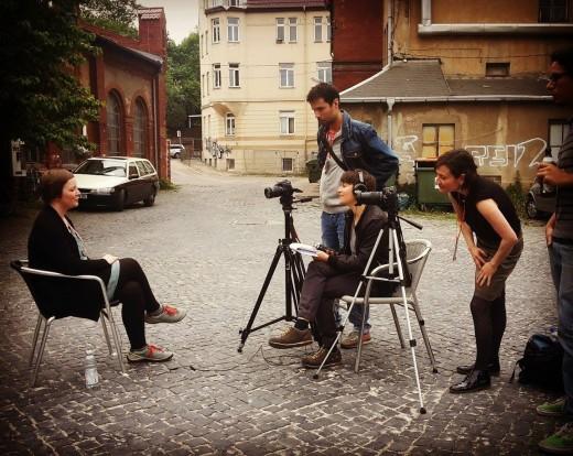Teaser Poetryfilmpreis | backUp Festival