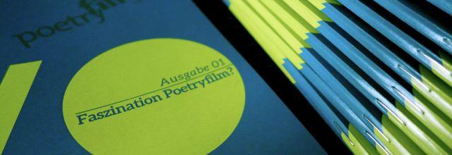 Teaser Poetryfilm Magazin :: Ausgabe 01